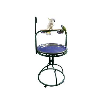 A and E Bird Playstand
