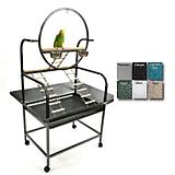 The O Parrot Playstand