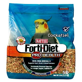 Kaytee Forti-Diet Bird Food Cockatiel