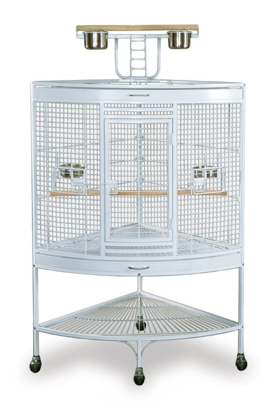 Prevue Medium Corner Bird Cage