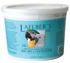 Lafeber Macaw/Cockatoo Pellets Bird Food 5lb
