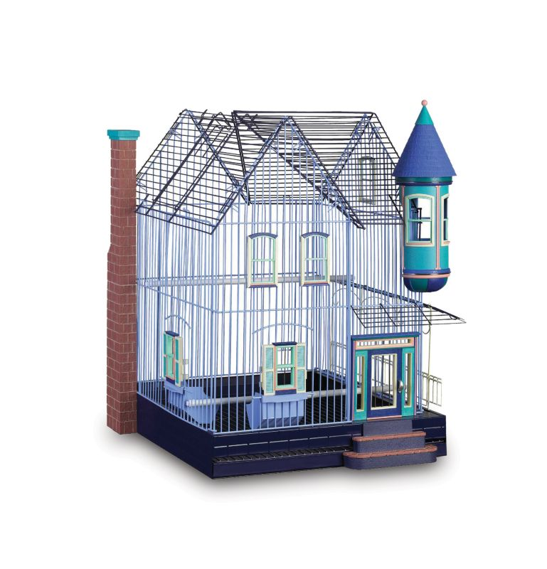 Prevue Featherstone Heights Victorian Bird Cage