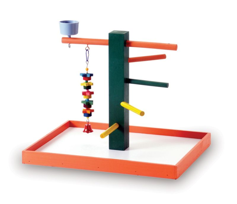 Prevue Big Steps Small Parrot Playpen