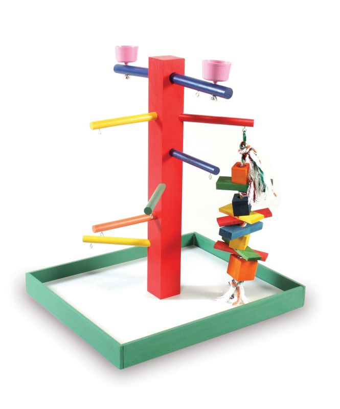 Prevue Tabletop Parrot Playground