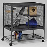 Critter Nation Small Animal Cage Single Unit