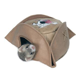 Marshall Pirate Hat Ferret Bed