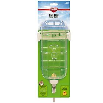 Kaytee Flat-Bac Plastic Pet Water Bottle