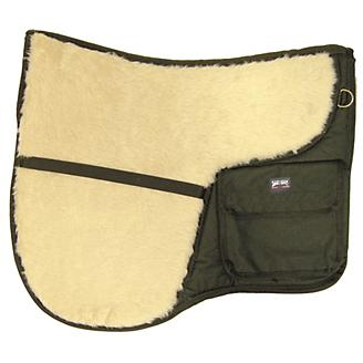 Down Under Easy Rider Saddle Pad w/Bags