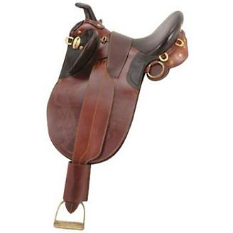 Australian Outrider Stock Saddle with Horn