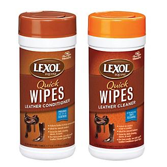 Lexol Cleaning/Conditioning Kit Wipes