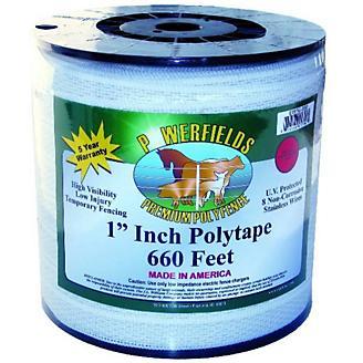 Powerfields 10 Wire Poly Tape