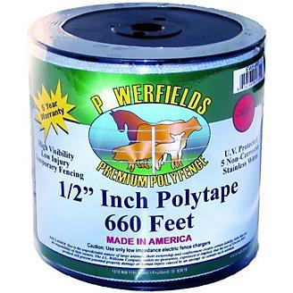 Powerfields 5 Wire Poly Tape