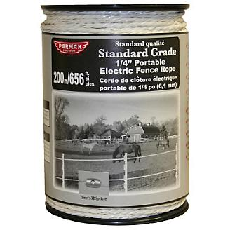 Baygard Standard 1/4 in Electric Rope