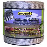 Baygard 8 Strand Super HD PVC Coated Polywire
