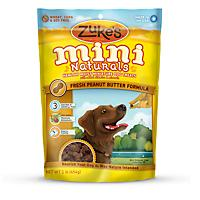 Image of Zukes Mini Naturals Moist Dog Treats Wild Rabbit