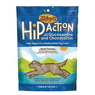 Zukes Hip Action Dog Treats