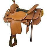 Peyton Ranch Roper Saddle