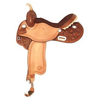 Tex Tan Saddles   Tex Tan Barrel Saddles - Statelinetack com