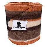 Classic Equine Polo Wraps Caribou Stripe