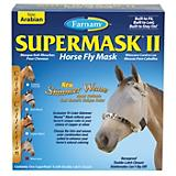 Supermask II Fly Mask W/O Ears