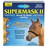 Supermask II Fly Mask with Ears