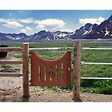 High Country Horse Gate