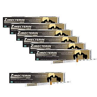 Zimecterin Gold 6-Pack with FREE Skull Cap