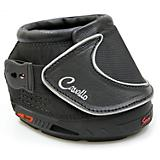 Cavallo Sport Slim Sole Hoof Boots Size 4 Black