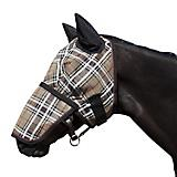 Kensington Long Nose Fly Mask w/Ears X-Large Black