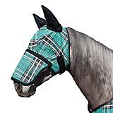 Kensington Long Nose Fly Mask w/Ears XX-Large Blac