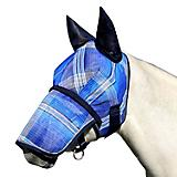 Kensington Long Nose Fly Mask w/Ears XX-Large Dark
