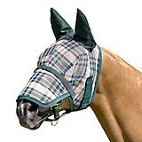 Kensington Long Nose Fly Mask w/Ears X-Large Delux