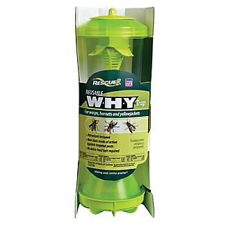 Rescue W-H-Y Wasp Hornet and Yellowjacket Trap