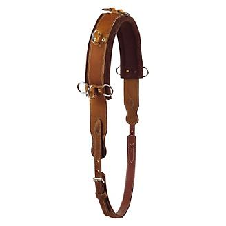 Tory Harness Leather 8-Ring Training Surcingle