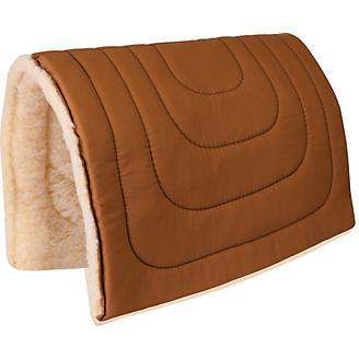 Pack Pad with Fleece Bottom