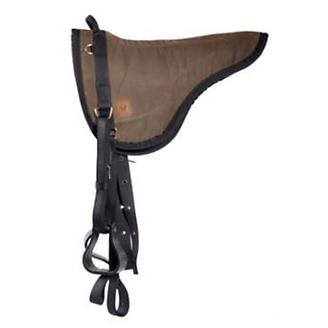 Rugged Ride Waxwear Bareback Pad w/Grip Bottom