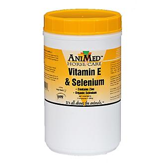 AniMed Vitamin E and Selenium with Zinc 2 5 lbs - Statelinetack com