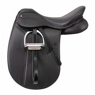 EquiRoyal Newport Dressage Saddle Pkg