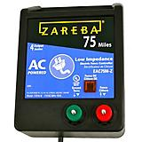 Zareba 75 Mile AC Low Impedance Charger          '