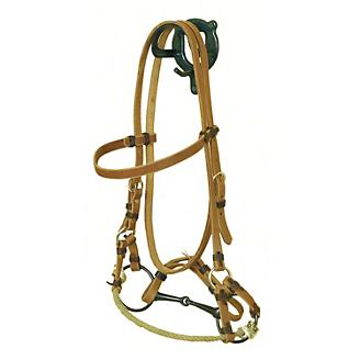 American Saddlery Single Rope Side Pull with Bit