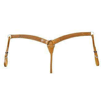 American Saddlery Basketweave Breast Collar