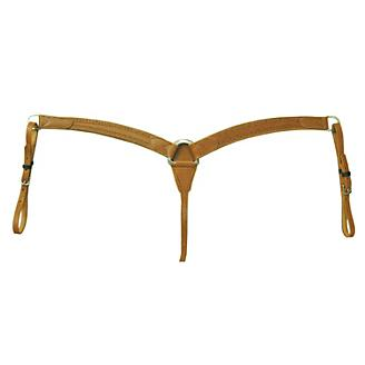 American Saddlery Running W Straight Breast Collar