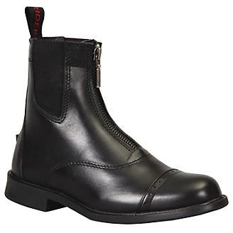 TuffRider Childs Baroque Zip Pad Boots