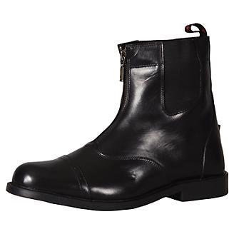 TuffRider Mens Baroque Zip Pad Boots