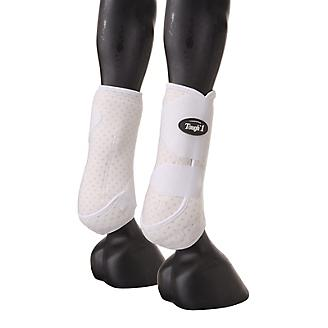 Tough-1 Vented Sport Boots Rear