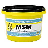 FREE Select the Best MSM Joint Support 4 lb        included free with purchase