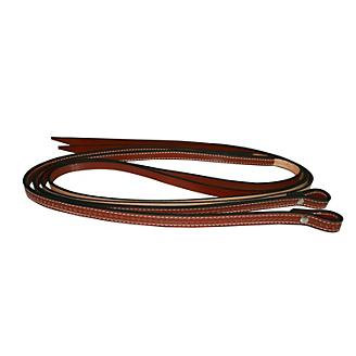 Western Leather Split Reins