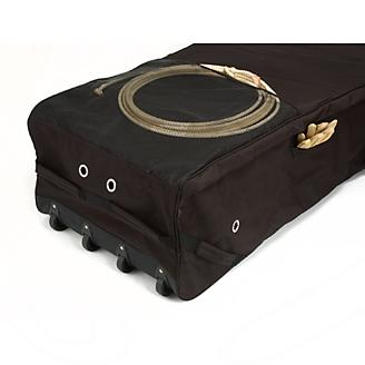 Tough-1 Deluxe Rolling Hay Bale Carrier