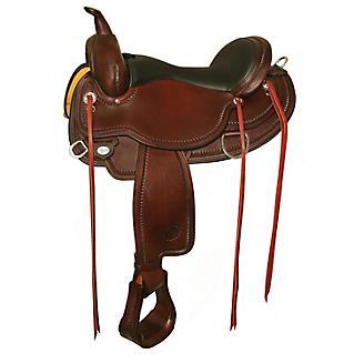 Circle Y Flex2 Omaha Trail Saddle Reg