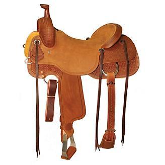 Circle Y XP Dodge Cowhorse Ranch Saddle
